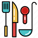 cooking, food, ingredients, kitchen, recipe, restaurant, utensil icon