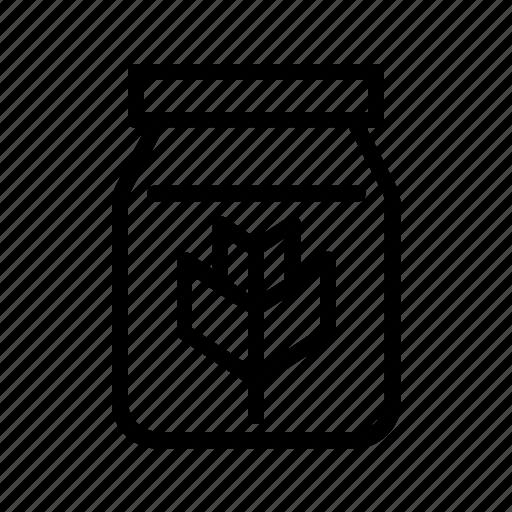 Cook, flour, food, ingredient icon - Download on Iconfinder