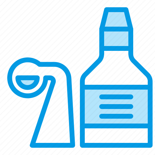 aquarium, checker, co2, drop, equipment, tool icon