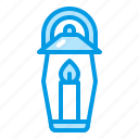 bluetone, chandle, halloween, lantern, lanthanum, lights, night icon