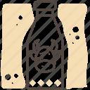 bottle, drink, food, jar, kitchen, kitchen gear, milk
