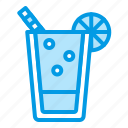 beverage, cacktail, drink, juice, summer icon
