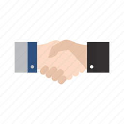 business, cooperation, core, deal, handshake, trust, value icon