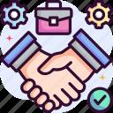 handshake, trust, deal, agreement, business