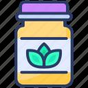 antioxidants, body, micro nutrient, nourishment, nutrition, pills, vitamin icon
