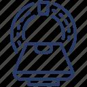 ct, diagnostic, imaging, machine, mri, scan, tomography icon