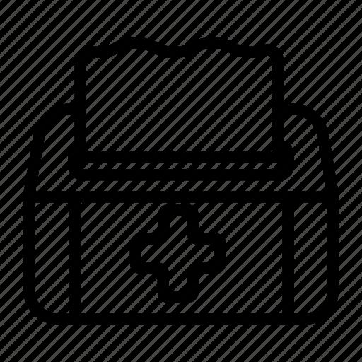 Icon, line, tissue icon - Download on Iconfinder