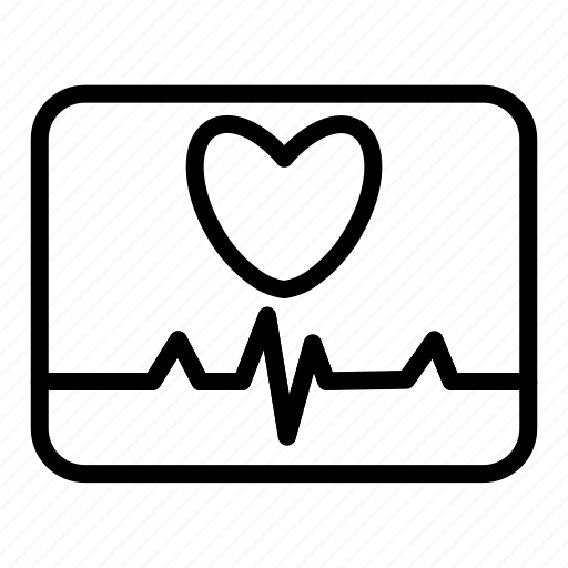 Icon, line, heart icon - Download on Iconfinder