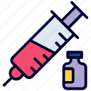 injection, syringe, medicine, health, healthcare, treatment, coronavirus