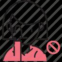 woman, don't touch eyes, quarantine, eyes, touch, corona virus, covid19 icon