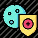 covid19, healthcare, immunity, virus protection icon