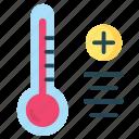 fahrenheit, temperature, thermometer