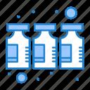 bottle, drugs, medicine, vaccine