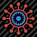 corona, covid, structure, virus