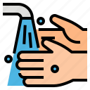 cleaning, covid, hands, soap, wash, water, your