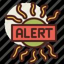 alert, covid19, quarantine, health, sars, coronavirus icon