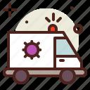 ambulance, coronavirus, covid19, health, quarantine, sars