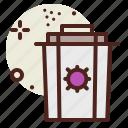 coronavirus, covid19, garbage, health, quarantine, sars