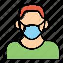 14 6 Mask Icons Iconfinder