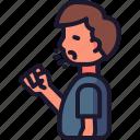 coronavirus, cough, coughing, covid-19, sneezing icon