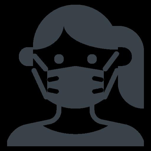 corona, coronavirus, covid-19, doctor, flu, mask, protection, wearing icon