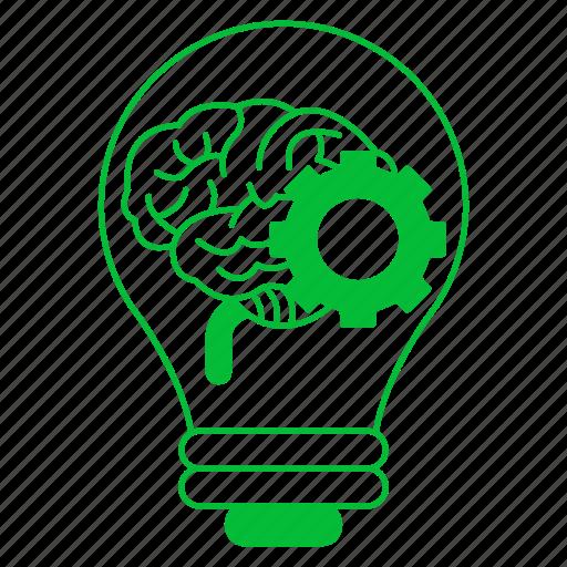 brain, brainstorm, business, corporate business, creative icon