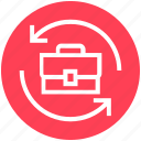 bag, document, hand bag, management, office, portfolio, sync
