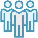 community, corporate, group, management, network, team, users icon