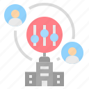 control, principle, regulation, restriction, rules icon