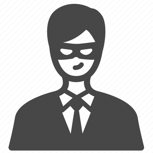 bribery, corruption, crime, criminal, dishonest, fraud, thief icon