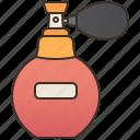 aroma, bottle, cologne, fragrance, perfume icon