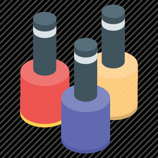 ceutex, enamel, nail color, nail paint, nail polishes icon