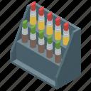 beauty kit, lipstick rack beauty box, lipstick stand, makeup product icon