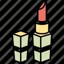 lipstick, beauty, cosmetics, fashion, grooming, makeup, salon