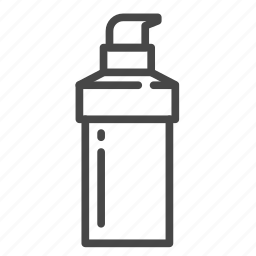 beauty, cosmetic, face primer, make up, makeup, serum, treatment icon