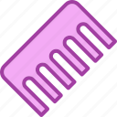 brush, comb, hair brush icon