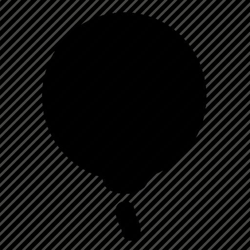 balloon, celebrate icon