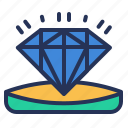 belgium, country, crystal, diamond