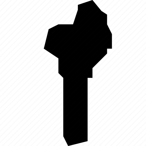 benin, map icon