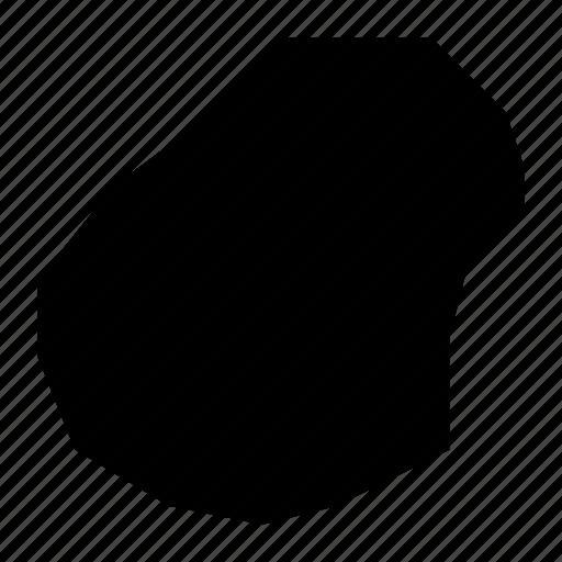 map, nauru icon