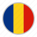 national, romania, country, flag, europe