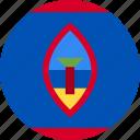 ball, country, flag, grenade, guam icon