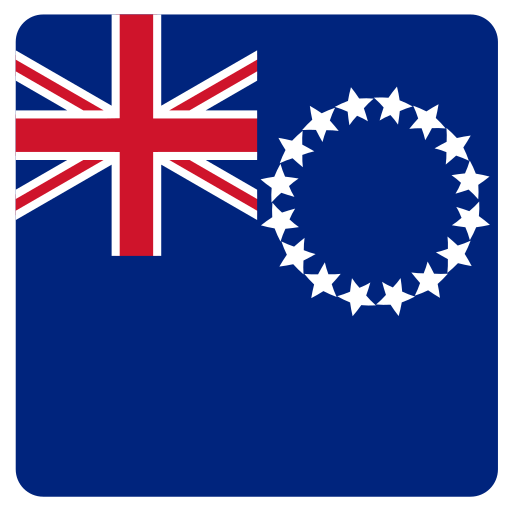 cook, islands icon