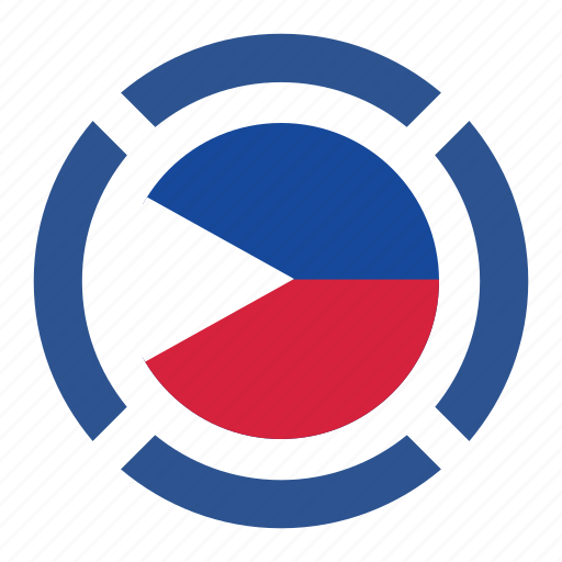 country, flag, location, nation, navigation, pin, the philippinesa flag icon