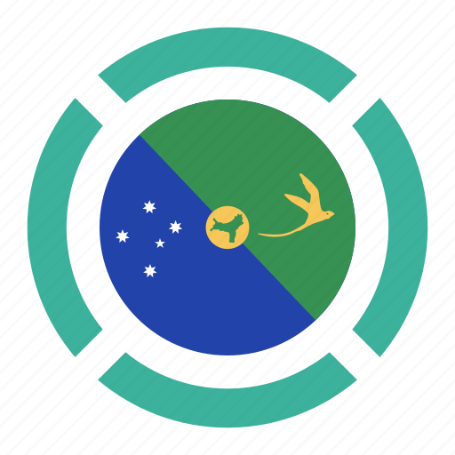 Christmas Island Flag.Country Flag By P K