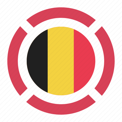 belgium, country, flag, location, nation, navigation, pin icon