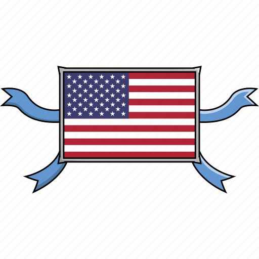 America, country, flags, shield, states, united, usa icon - Download on Iconfinder
