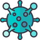 coronavirus, covid, covid-19, disease, infection, virus icon