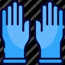 cleaning, gloves, household, rubber, laundry, disposable, coronavirus