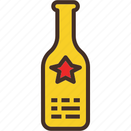 beer, bottle, craft, small icon